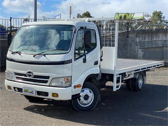 2008 Hino 300 Series 616 National Truck Wholesalers Pty Ltd  - Trucks for Sale