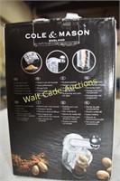Nutmeg Grinder Cole And Mason England