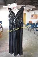 Formal Dress - XL - Kate Kasin Sequin Prom type