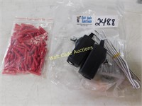 Wire Connectors and Safety Sensor