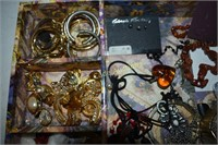 Costume Jewelry Mixed Tray lot