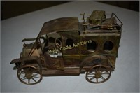 Music Boxes- Metal car, Halloween's Eve and