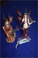 Fairie Statue with Detachable wings are Magnetic