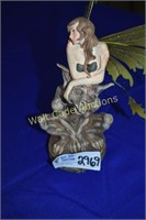 Fairy with Gargoyle with Magnetic Detachable