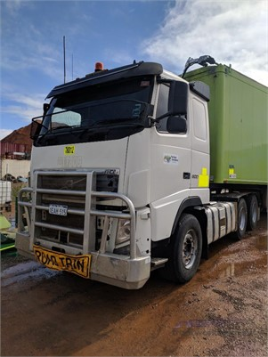 2012 Volvo FH16 - Trucks for Sale