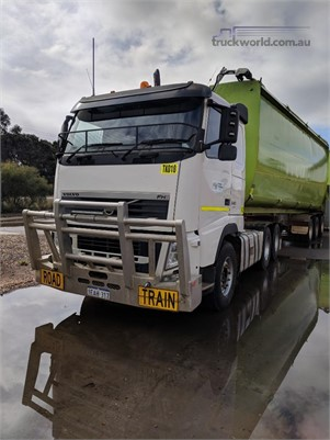 2012 Volvo FH13 - Trucks for Sale