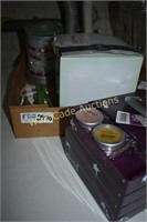 Scentsy Mixed Lot- Easter Bunny  warmer with