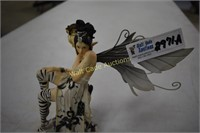 Owl Fairy with Metal Magnetic Detachable Wings
