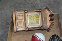 Vintage Lot- Metal Stamps, Vintage Iron Rest,