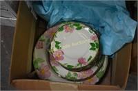 Desert Rose Francisco Dinnerware