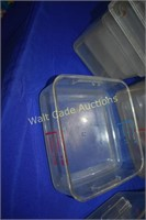 Restaurant Serving Containers lot of 6