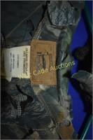 Camo Jacket (size XL Child), Gun Cases Winchester
