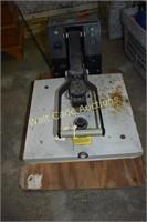 Heat Press Power Pro Heavy Duty