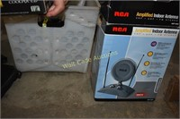 Electronics Mixed Lot- Coolpix Camera,Antenna,