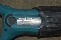 Makita Hand Tools lot of 2- SawZaw and Drill