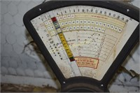 Mail Scale Vintage