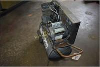 Air Compressor Black 20 Gallon Max 3 HP Sandborn