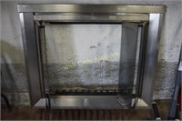 """Fire Place Wood Rack approximately 28""""and Front"""