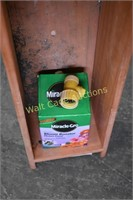 Planter Box and Garden Accessories approximately