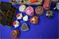 Trinket Box mix lot