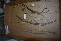 Necklace, Chain and Bracelet mix lot of 11