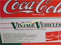 Coca Cola Delivery Truck - Die Cast - 1/64 - by