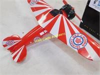 Red Crown - 1932 Lockheed Vega Model 5 - Die Cast