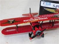 Archer Petroleum - 1934 Stearman Bi-Plane - Die