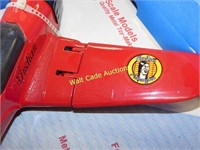 Indian Motorcycle - American Eagle Airplane -