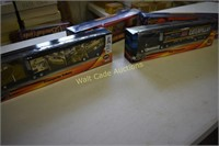 Nascar Trailer Rigs lot of 4