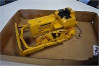 Metal Tractor Toy lot of 2- John Deere Dozer is