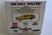 Michael Waltrip 1994 Official GMC Suburban Truck