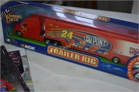 Jeff Gordon Trailer Rig 1:64 Scale Truck and