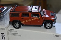 Die Cast Cars Hummer H2 SUV Avon  2005 Collection