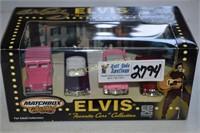 Elvis Favorite Car Collection Matchbox