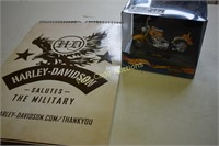 Harley Davidson's collection of 2009 Military