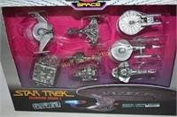Star Trek Collectors Micro Machines with Display