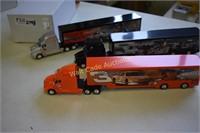 Nascar Dale Earnhardt Semi and Trailer 2000