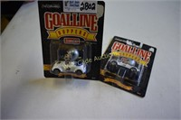 Dallas Cowboys Die Cast Goal Line Collectors Cars