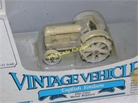 English Fordson Die Cast 1/43 Including Art Print