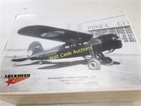 Conoco 1932 Lockheed Vega 5C Special - Die Cast