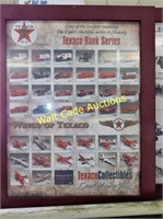 Collector Framed Toy Displays - Lot of 3 - 8