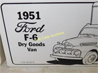 Mustang Monthly - 1951 Ford F-6 Dry Goods Van -