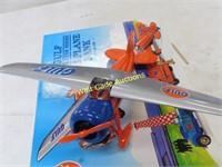 Gulf Airplane Bank - #1 - Die Cast Bank Gulf