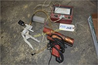 Tool Lot- Mighty Vac,Snap-On Timing Light MT-215