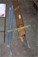 Aluminum Strips and For Sale by Owner Sign