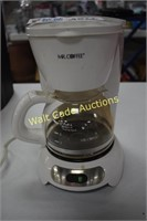 Mr. Coffee 4 Cup Coffee Pot