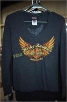 Harley Davidson Shirts Various Sizes lot of 14