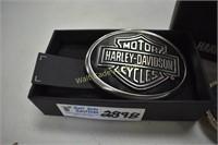 Harley Davidson Belt Buckles lot of 2