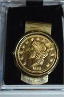 Coin Money Clip